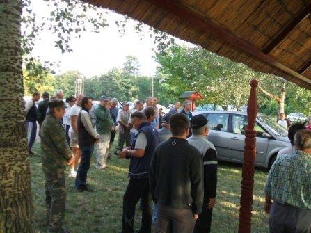 A gyülekező tagság és az első eligazítás