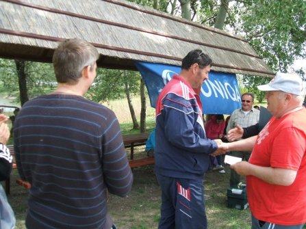 Dobó Pista az első helyezettünk.