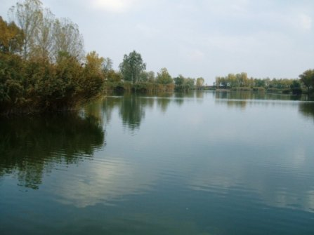Horgásztó Mezőkovácsháza