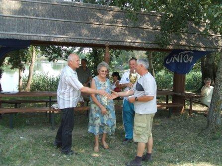 Orosz Gyuri különdíja